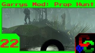 Let's Play Garry's Mod (22): Prop Hunt [Chaos Core][Trivia] -