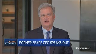 Former Sears CEO: I had doubts about the company's ability to survive