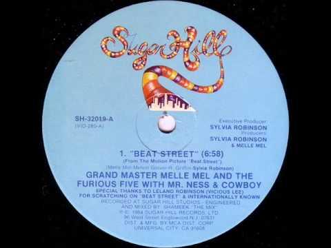 Grandmaster Flash - King Of The Streets