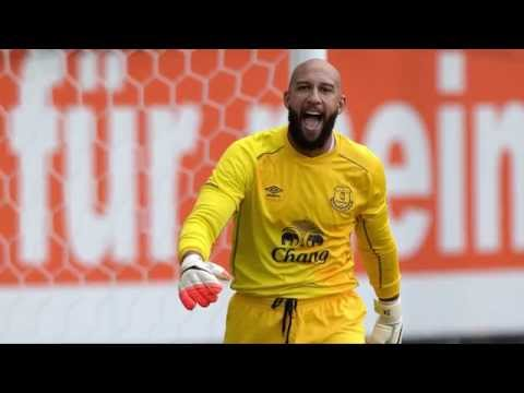 Tim Howard ist Ex-Coach David Moyes