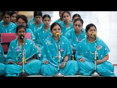 Musical Rendition by the Bal Vikas Alumni of Tamil Nadu at Prasanthi Nilayam - Oct 28 2015