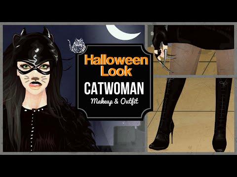 Stardoll Make-Over: Catwoman