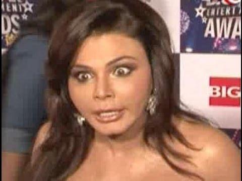 Rakhi Sawant loses her cool over Veena Malik