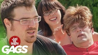 Worst Paramedics Ever! - Best of Just For Laughs Gags