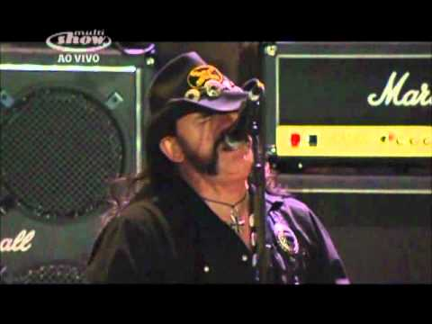 Rock In Rio 2011 - MOTORHEAD - Show Completo/Full Show [1/3] [HQ] [HD]