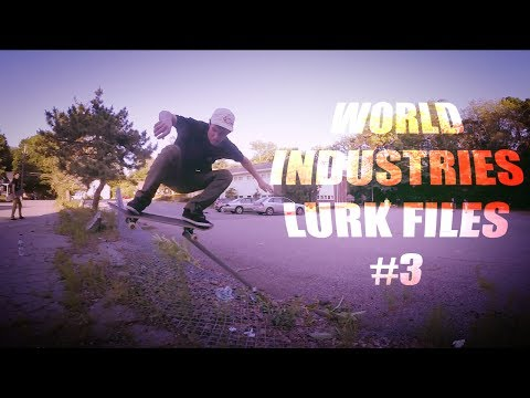 World Industries Skate Crew Lurking files #3