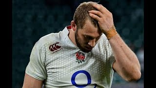 Never Celebrate Too Early - Rugby Union