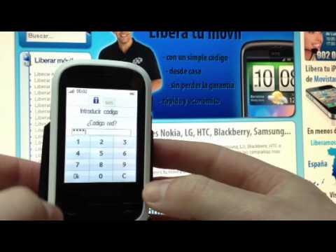 Liberar Vodafone 455 por imei, desbloqueo de móvil Alcatel