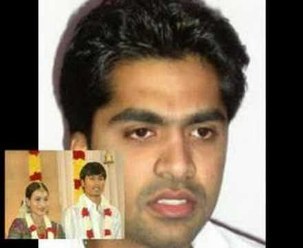 simbu's threatining rajinikanth daughter aiswarya