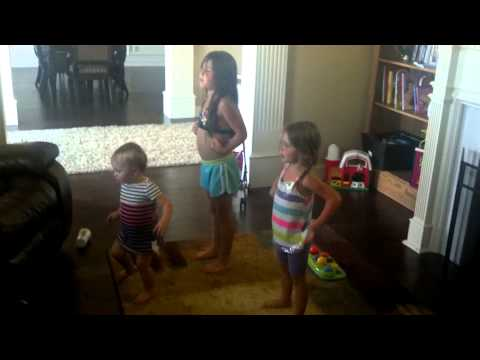 Dancing To Vbs Song video
