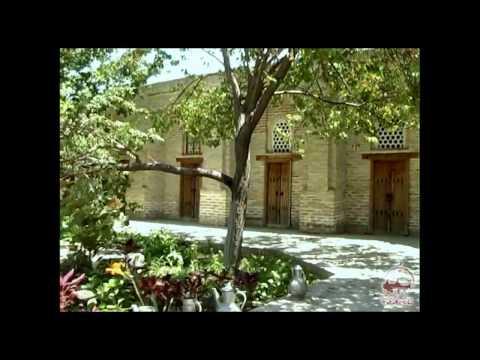 Сардоба - древнее хранилище воды. Исторические памятники Узбекистана.