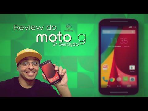 Review do Motorola Moto G 2ª geração