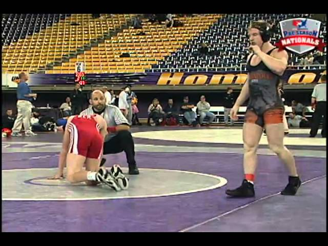 Preseason Nationals 145 - Bo Nickal (Best Trained) vs. Kaleb Baker (Wave)