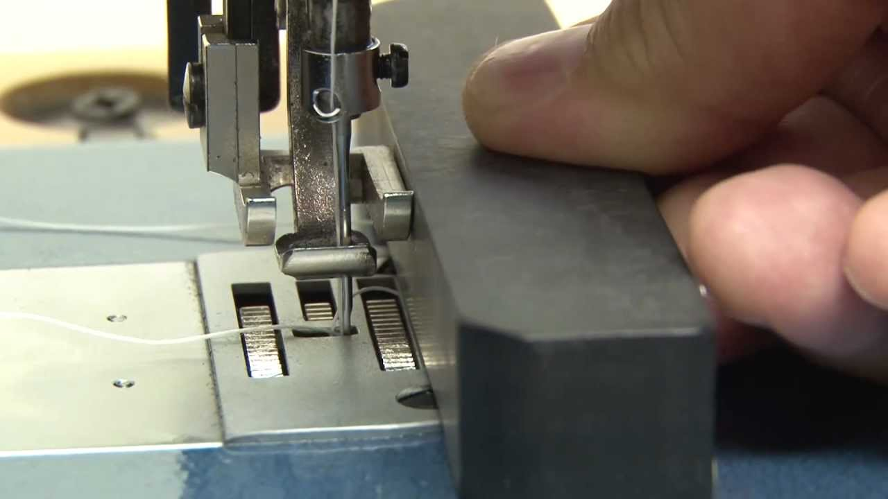 magnetic guide for sewing machine