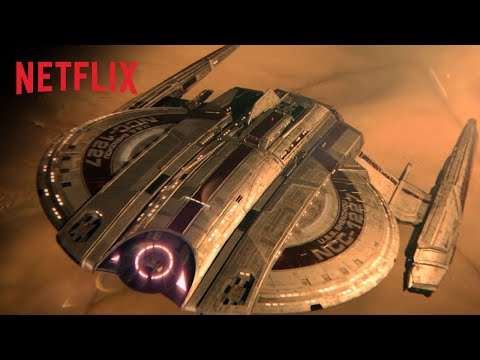 Star Trek: Discovery | Officiële trailer | Netflix [HD]