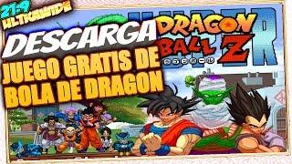 JUEGO GRATIS de BOLA DE DRAGON 😡 HYPER DRAGON BALL Z Champ Build con Link De DESCARGA