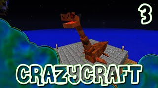 CrazyCraft 2 ~ Ep 3 ~ Randomness!