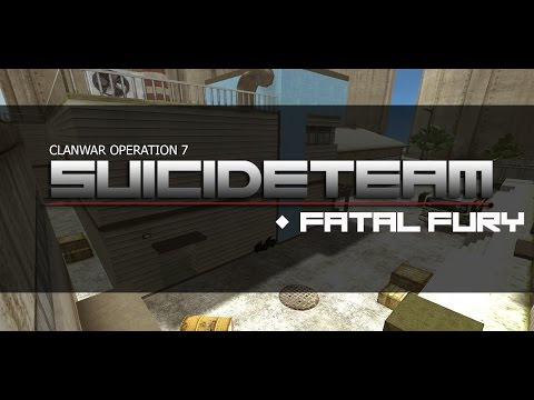 Clan War | l-SuiciDeTeaM-l vs -Fatal Fury-  [PowerPlant]