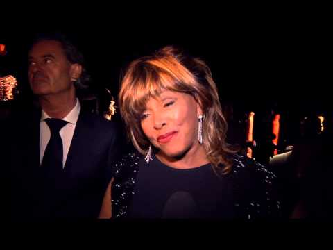 Tina Turner - Giorgio Armani - One Night Only Roma