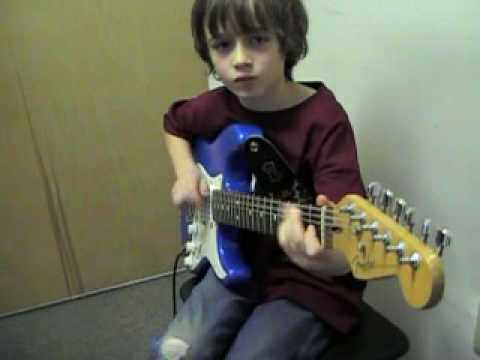 Where did the kid learn to play like that? Music Videos