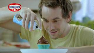 Dr. Oetker Baking UK TV advert 2012