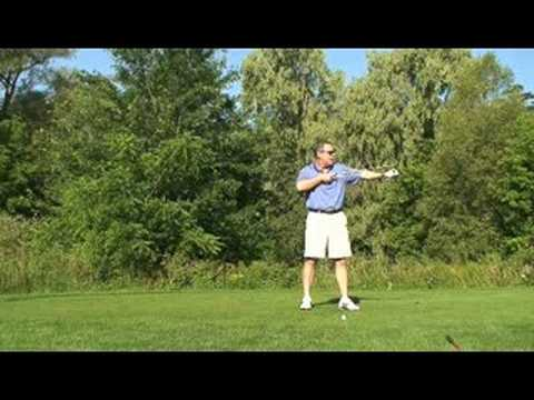 Left Arm Position during the Back Swing
