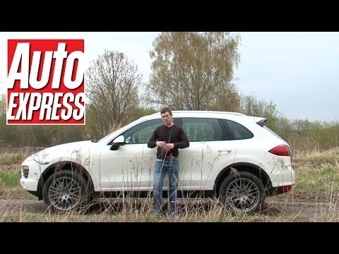 Porsche Cayenne: drifting, off-roading and review