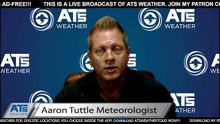 AT39s Weather Live Broadcast