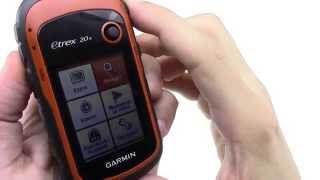 Garmin eTrex 20x Unboxing HD