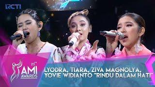 Download lagu Lyodra x Tiara Andini x Ziva Magnolya x Yovie Widianto -