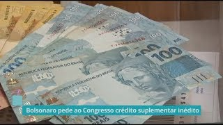 Deputados debatem crédito suplementar inédito - 21/05/2019