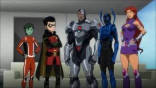 Teen Titans vs Superman