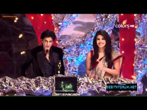 Shahrukh Khan - Best Actor (Don 2) & Katrinas performance on...