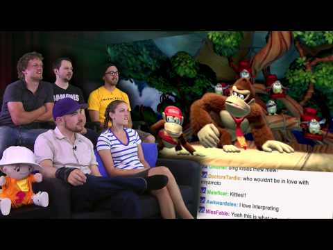 Nintendo's E3 Booth! - Nintendo at E3 2013 is AWESOME! - Part 8