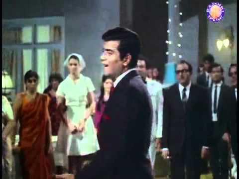 Aane Se Uske - Tanuja   Jeetendra - Jeene Ki Raah - Bollywood...