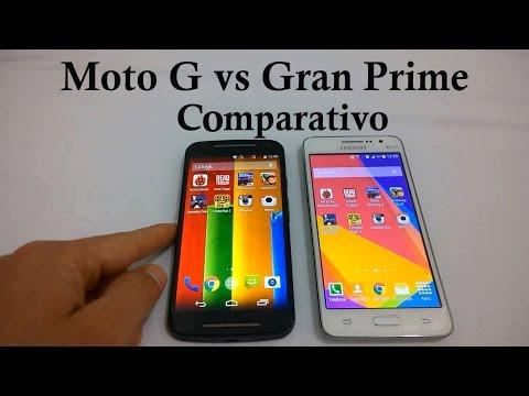 Novo Moto G vs Galaxy Gran Prime - Qual é melhor? [Comparativo Brasil]