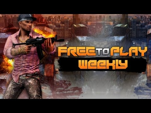 Free To Play Weekly - Global Agenda 2. Hawken & More (ep.66)