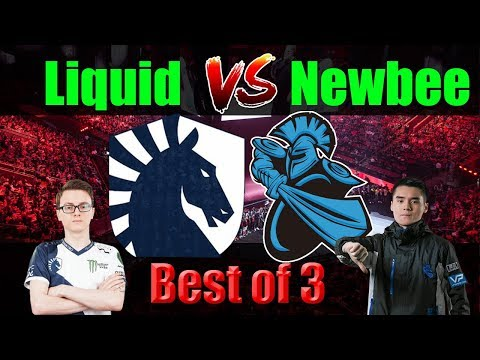 Dota 2 LIVE - Team Liquid(9K Miracle) vs Newbee(Sccc) || BO3 || Dota 2 Tournament