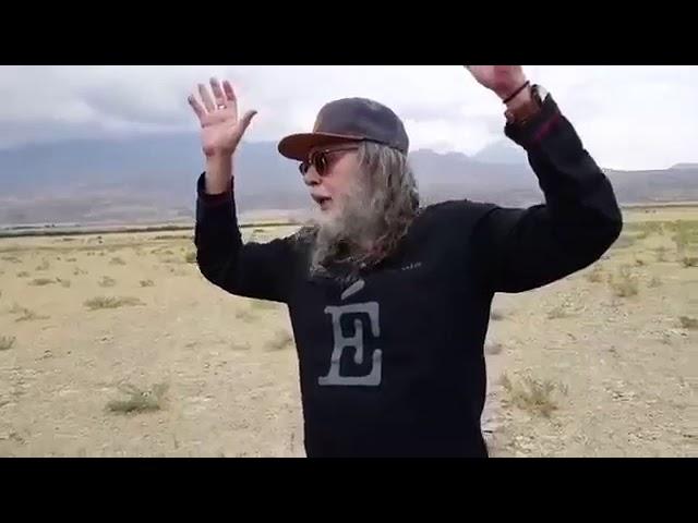Caio Fábio: Do Monte Ararat para o mundo! - Transmissão ao vivo.