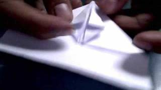 Origami - Long Flying Paper Plane