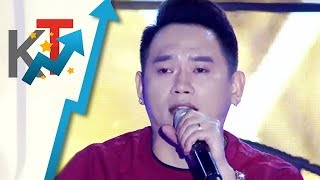 TNT All Star Grand Resbak Round 2 Mark Michael Garcia sings 'Just Once'