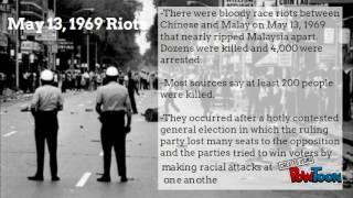 Malaysia 1969 Riot- A Day To Remember