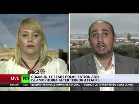 Britain safer out of EU?: M. Ansar vs. T. Bugle