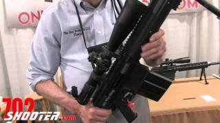 The Gun Room Co. New .338 Lapua & .300 Win Mag AR Rifle