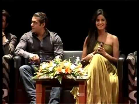 Salman Khan ignores Katrina Kaif