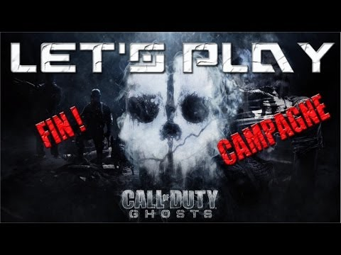 Call Of Duty GHOSTS, Let's Play Campagne, Une Fin de … LES ENFOIRES !  (Part 12)