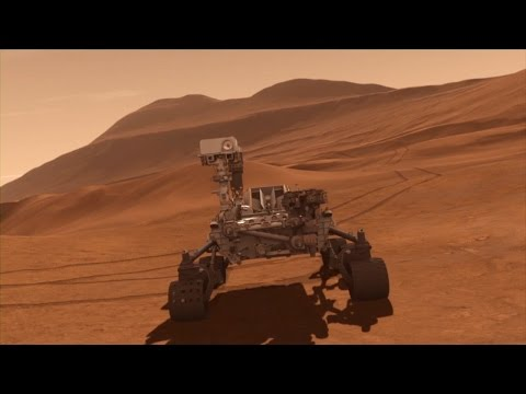 Water on Mars Is Incredibly Salty