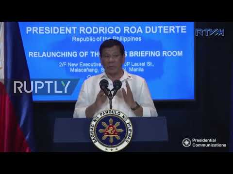 Philippines: Duterte threatens to expel EU diplomats from Manila within 24 hours