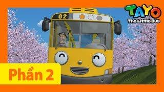 Tayo Phần2 Tập14 l Lani công chúa Wannabe l Tayo xe buýt bé nhỏ l Phim hoạt hình cho trẻ em