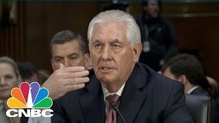 Rex Tillerson: Sanctions Can Harm American Business   CNBC